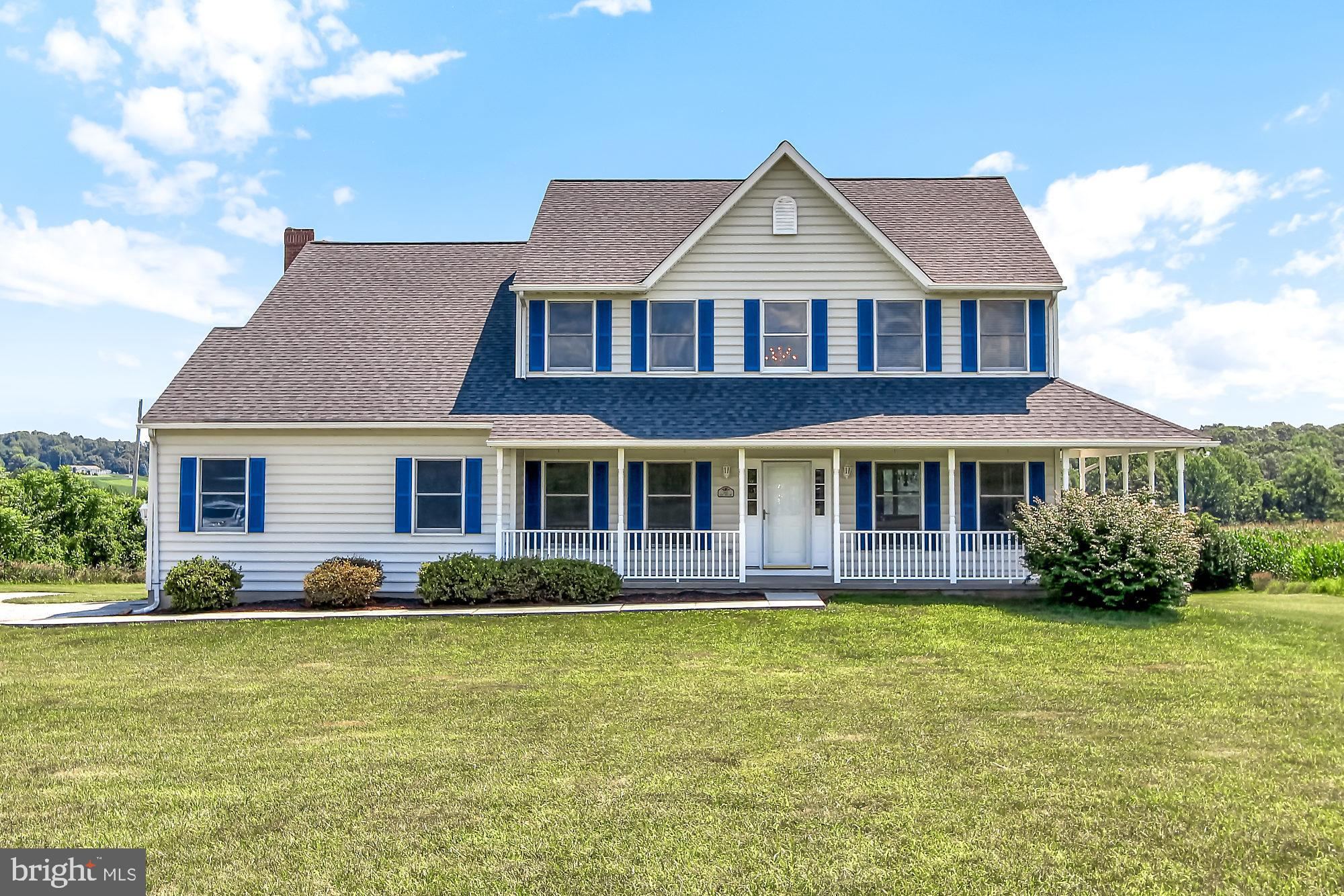 221 BLUE BALL ROAD, NEW PARK, PA 17352