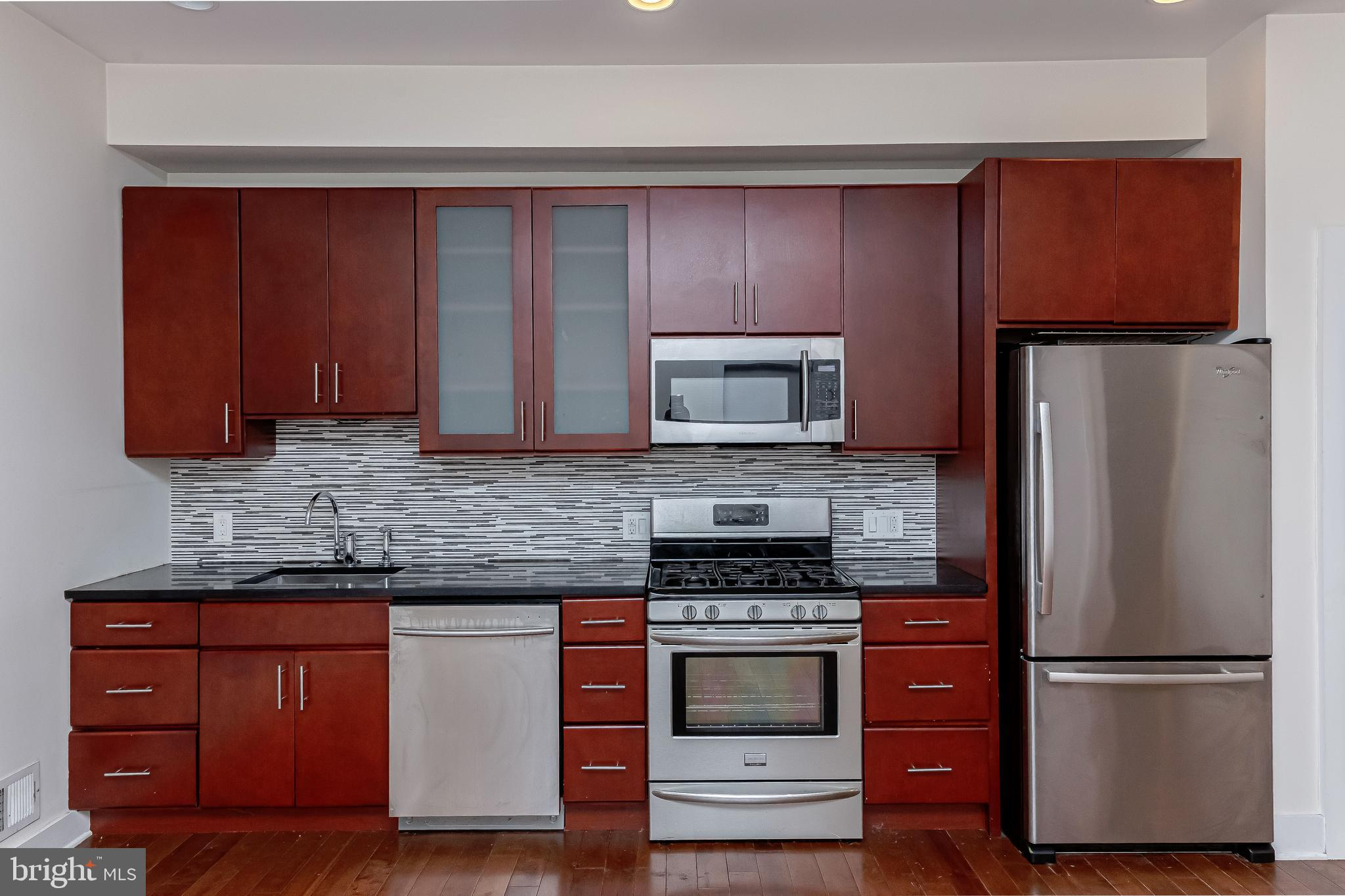 Amazing 3 bedroom , 2 bathroom condominium in the heart of FISHTOWN. This awesome living and dining space is a must see! This residence offers great value. Includes a gated parking space.