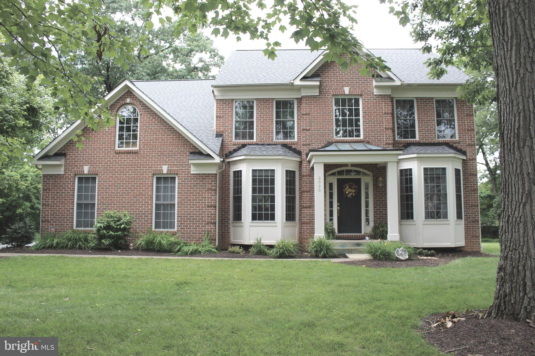 2920 NEW ROVER ROAD, WEST FRIENDSHIP, MD 21794