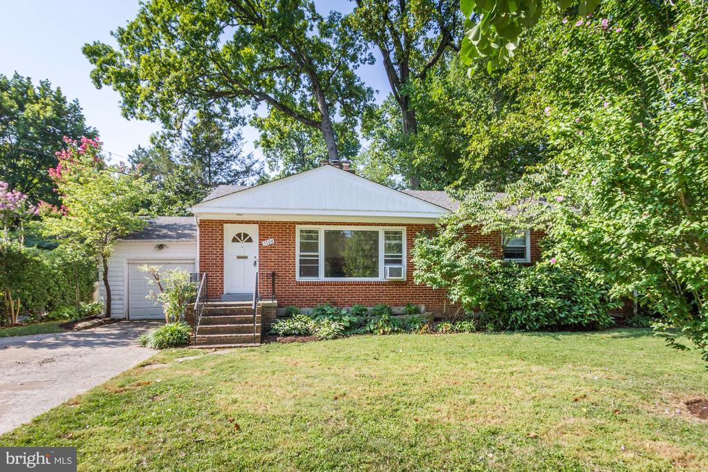 NEW price for this FANTASTIC opportunity to live in Edgemoor! Update, renovate or build - you choose! Brick colonial in the most fabulous Bethesda neighborhood and location ready for your vision.