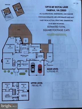 12910 Mount Royal Ln Fairfax VA 22033