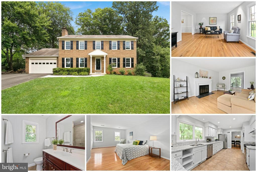 2514  PATRICIA COURT 22043 - One of Falls Church Homes for Sale