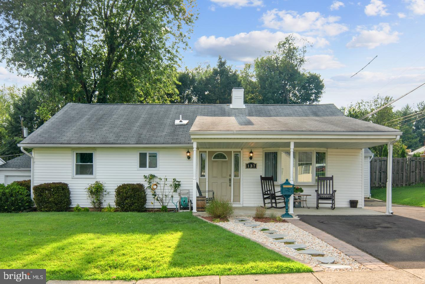 137 ANDOVER ROAD, FAIRLESS HILLS, PA 19030