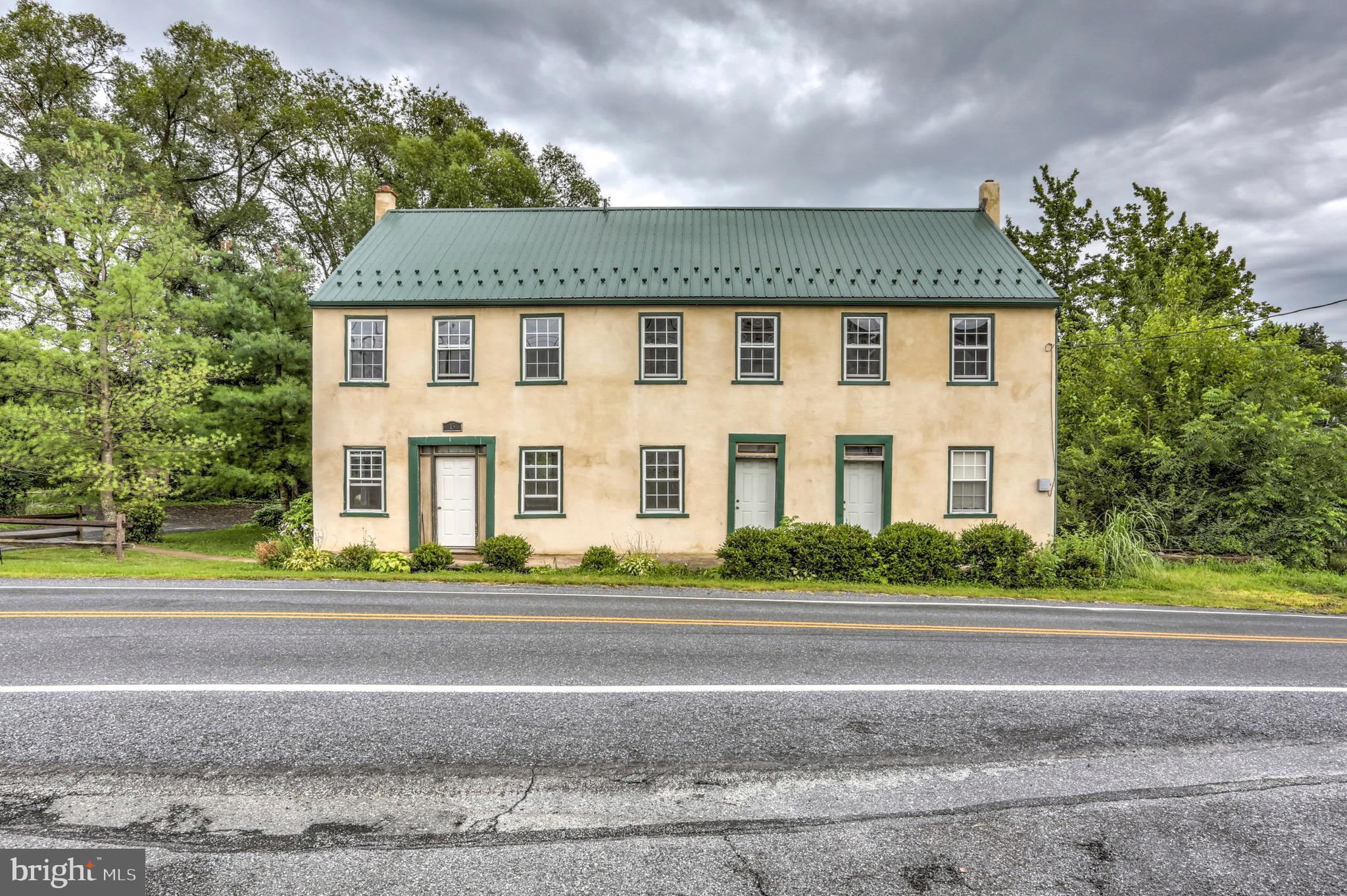 15 N BLAINSPORT ROAD, REINHOLDS, PA 17569