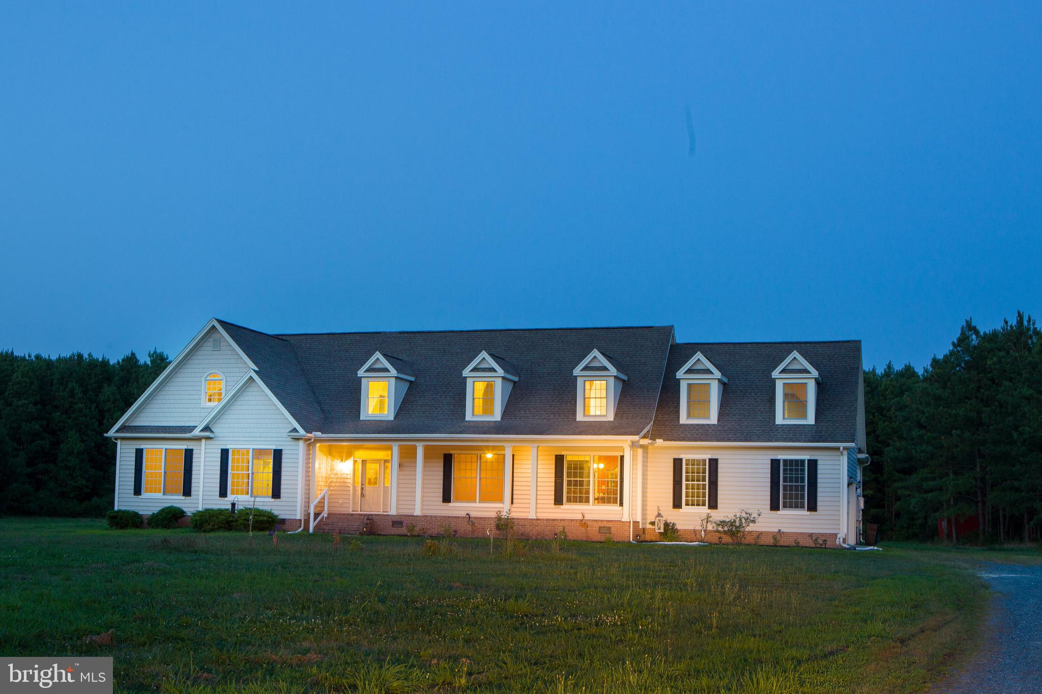 10311 CLARENCE BARNES ROAD, PRINCESS ANNE, MD 21853
