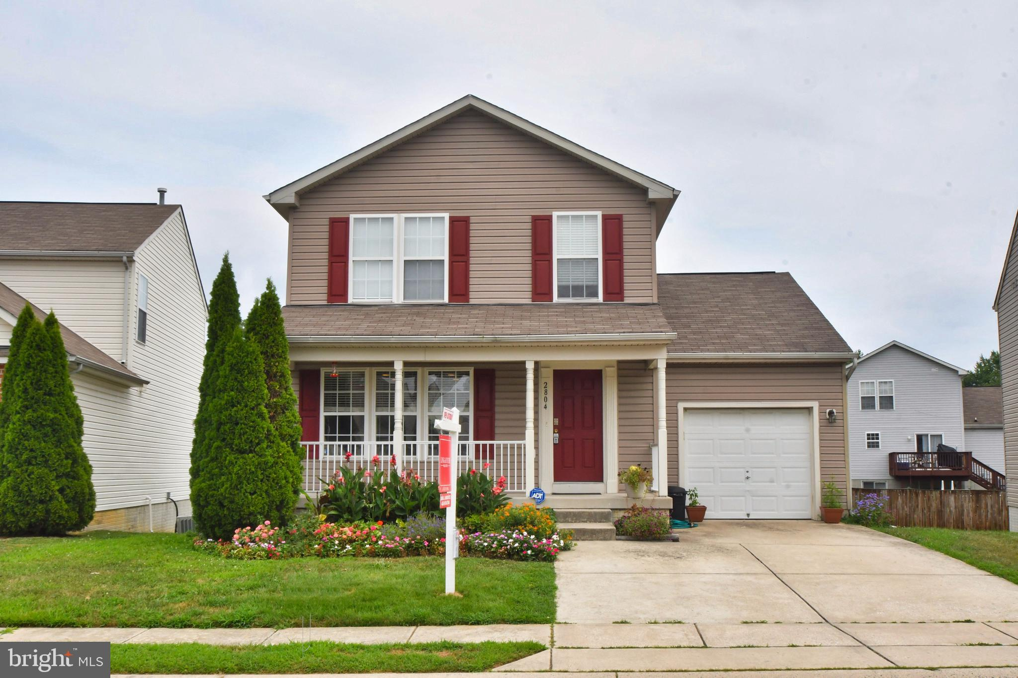 2804 CAPTAINS COVE COURT, EDGEWOOD, MD 21040