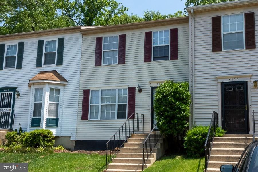 Built in 1991, this town home has been meticulously maintained. Spacious 3 level home with 3 bedrooms & 2 baths on the upper floor, a half bath on the main floor, and another in the finished basement. Huge laundry room, separate dining room.