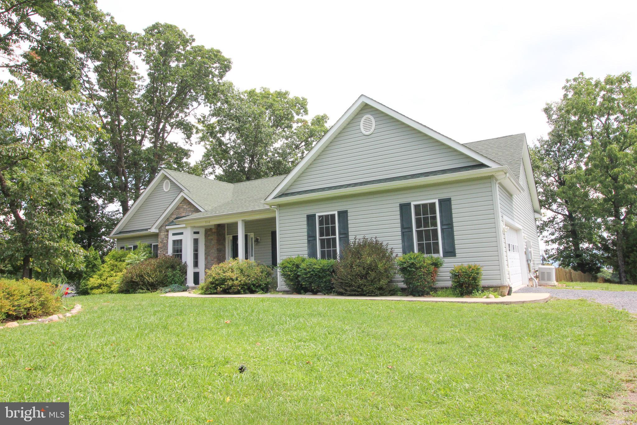 516 ZEPP ROAD, MAURERTOWN, VA 22644