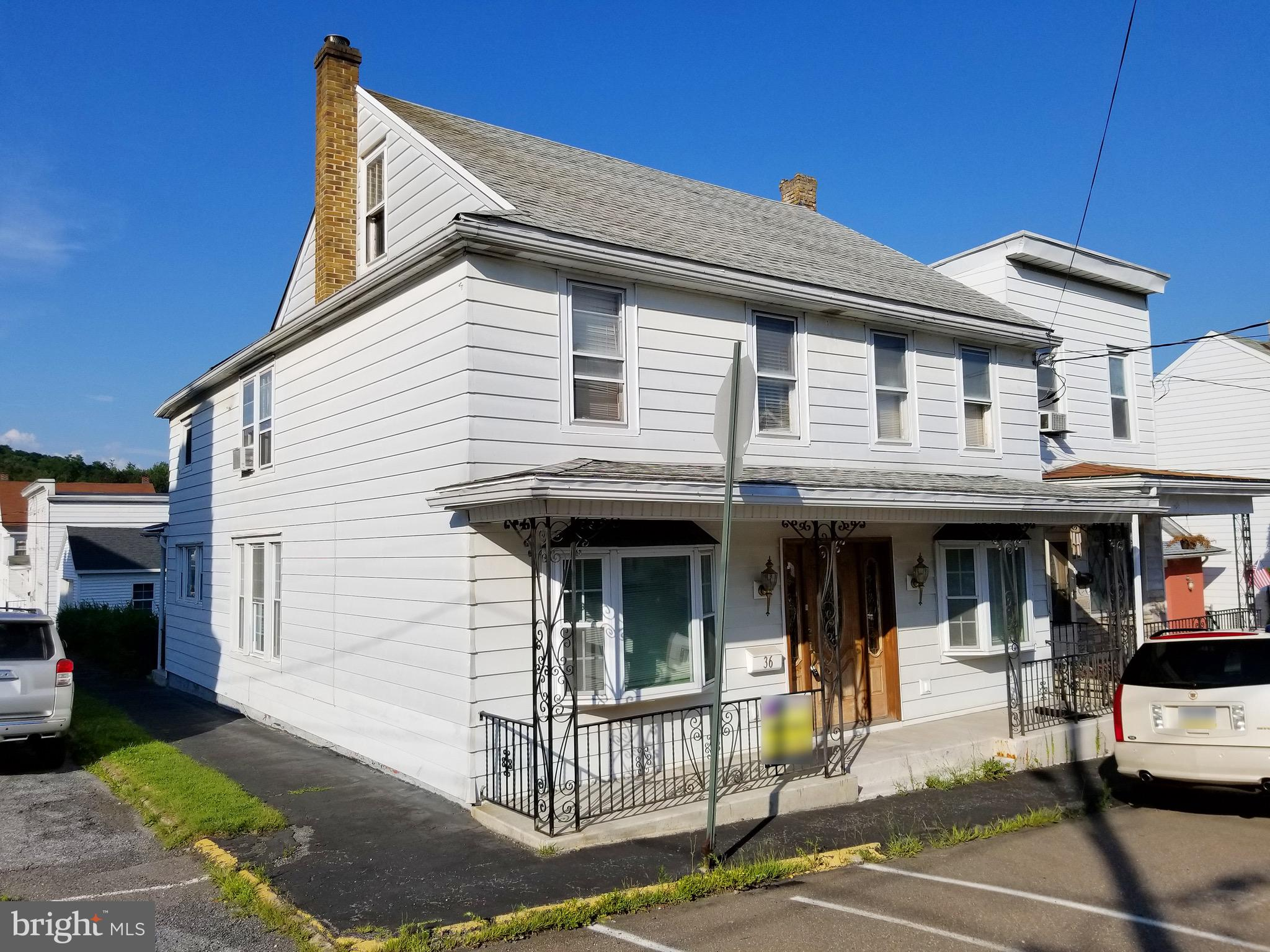 36 CLAY STREET, NEW PHILADELPHIA, PA 17959