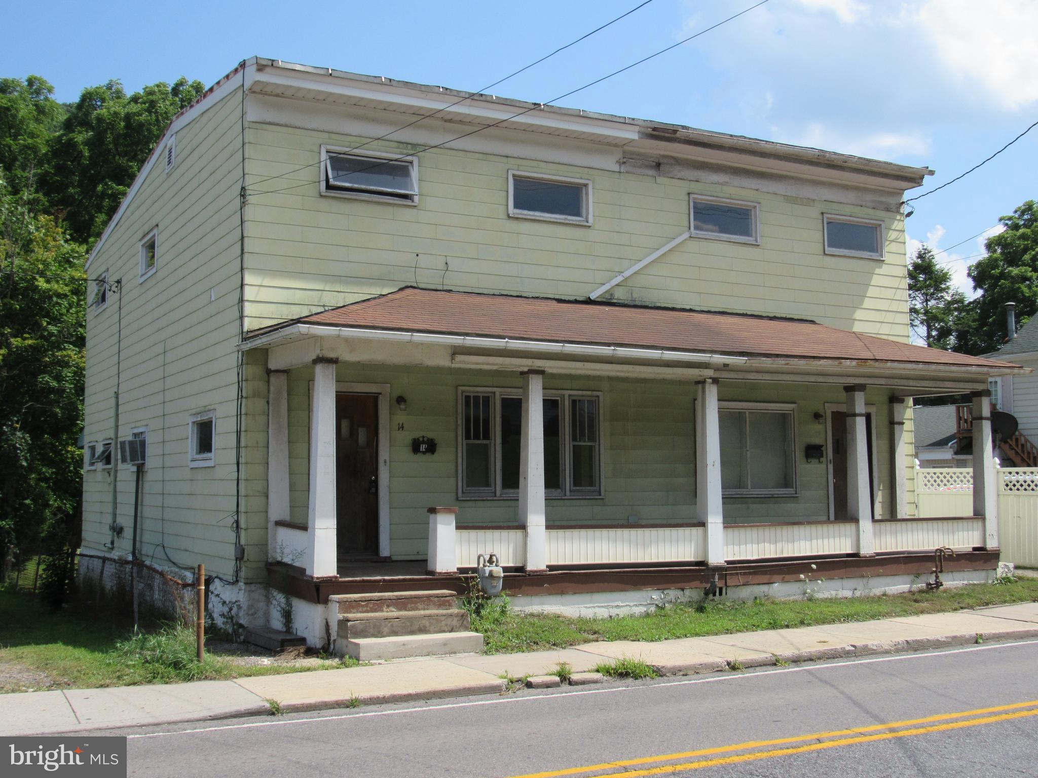 12-14 E MAIN STREET, LONACONING, MD 21539