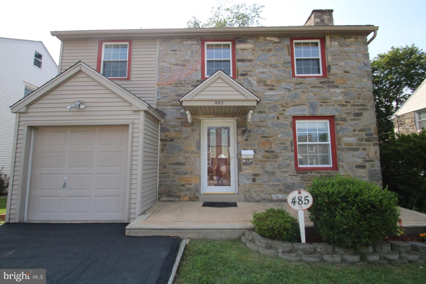 485 Maplewood Road Springfield, PA 19064