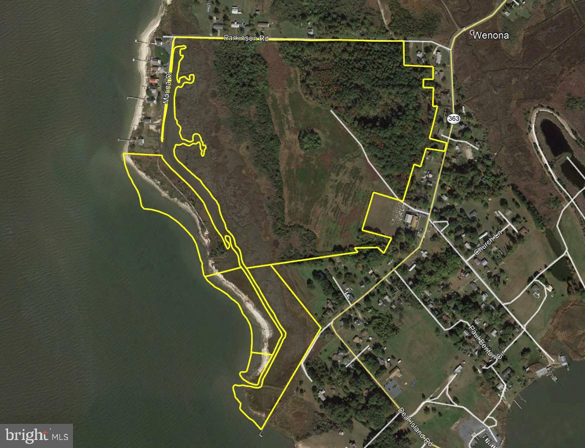 0 PARKINSON ROAD, DEAL ISLAND, MD 21821