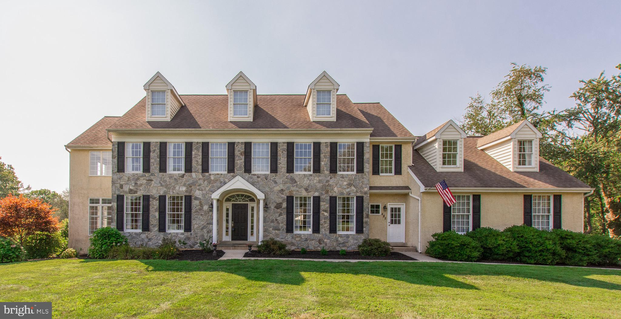Homes for Sale with In-Law Au Pair Suite in Chester County
