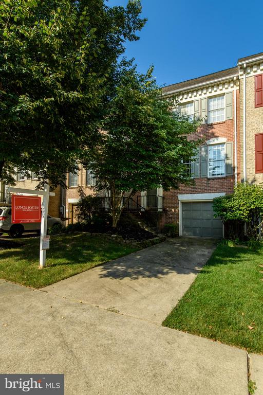 Immediate availability for this beautiful town home in the heart of Towson. Located in private neighborhood in quiet location with no thru access. Convenient to schools, Colleges, Shopping, Dining and 695.*4 Levels of living*2 Master Suites with a loft (with sky lights) which could easily be made into a 3 bedroom*2 Full Bathrooms and 1 Powder Room * 9 ft ceilings on main living area* 1 large Garage & driveway parking *Walk out Deck perfect for entertaining *Lawn service included