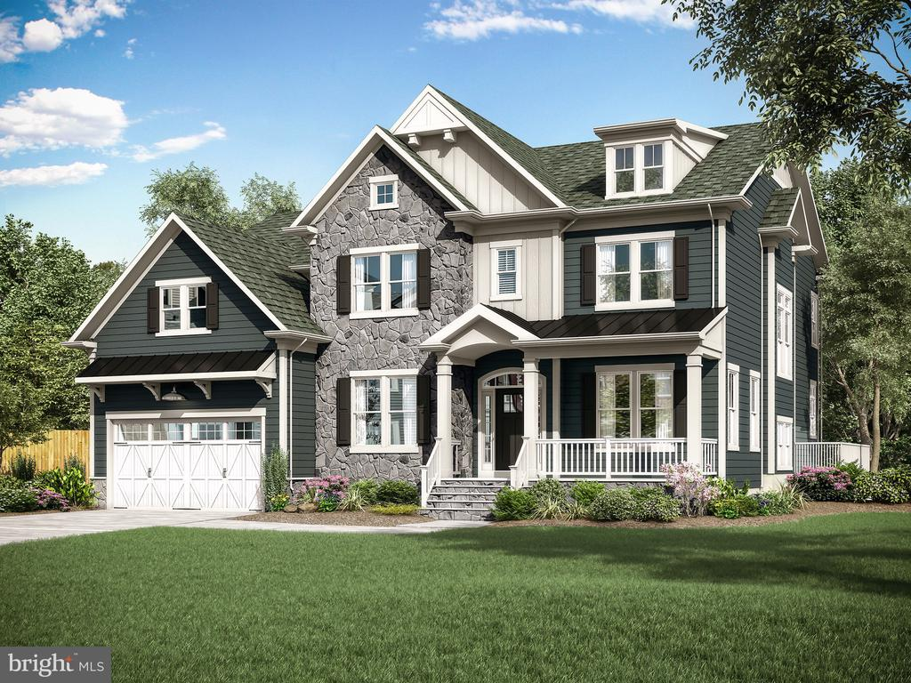 Another stunning, to-be-built home from renown Luxury Home Builder, Potomac Legacy Homes.  Featuring an idyllic .27 acre homesite on a quiet street, this lovely home features a  spacious, open layout with 10' 1st floor ceilings, sumptuous gourmet kitchen and a main floor bedroom with ensuite bath/private study.  Construction beginning Summer 2019.  Kent Gardens/Longfellow/McLean schools.  McLean Metro 2.5 miles away. Photos represent past project.