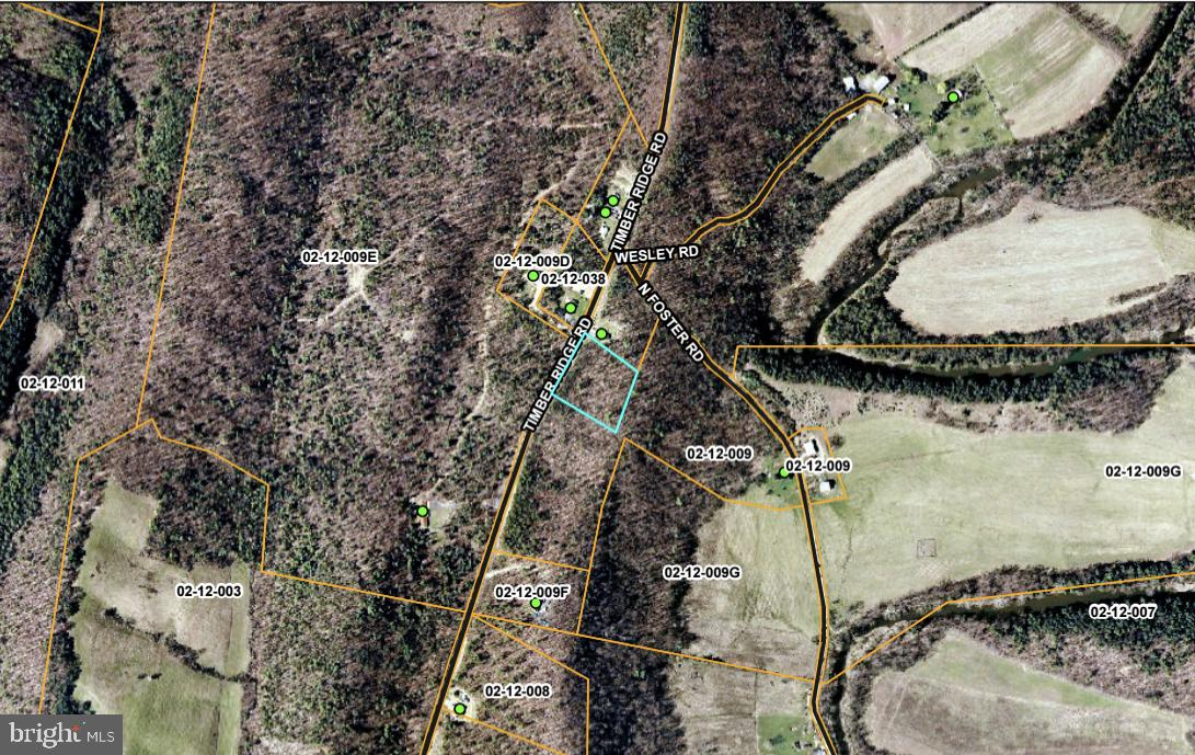 TIMBER RIDGE RD, NEEDMORE, PA 17238
