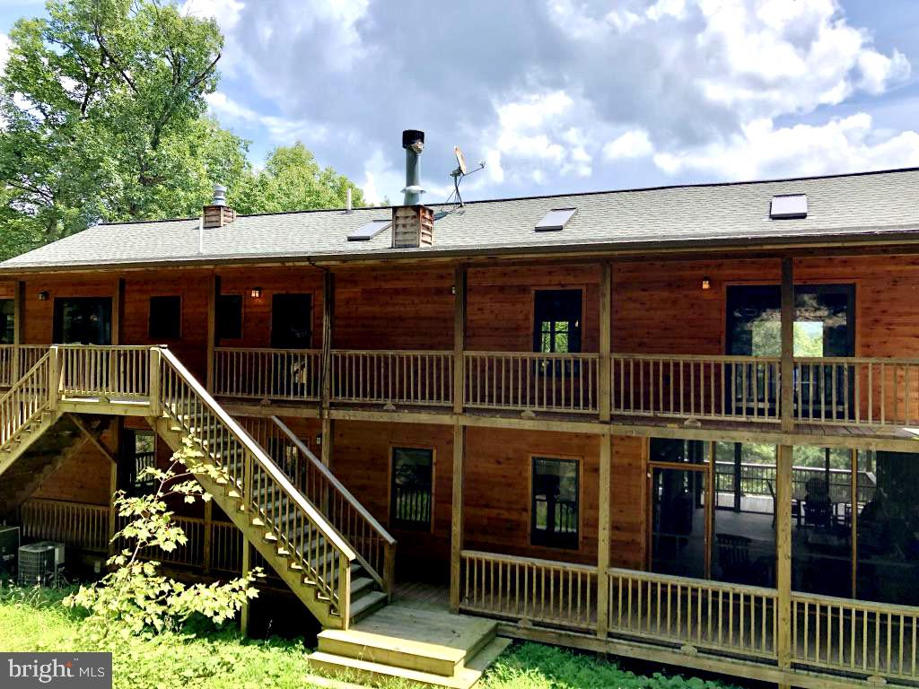 606 ROCKY BRANCH ROAD, BAKER, WV 26801