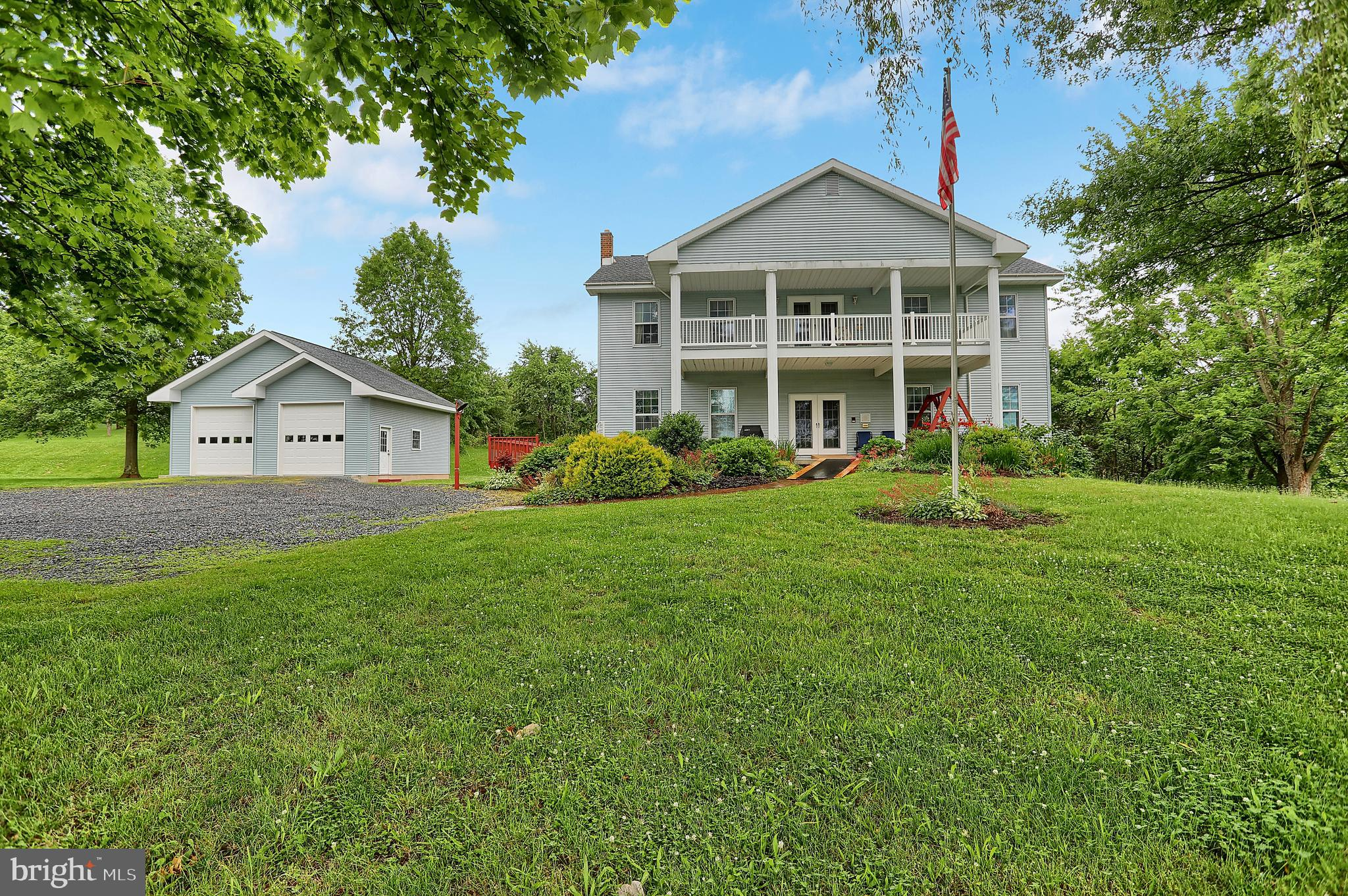 113 OLD STATE ROAD, SHERMANS DALE, PA 17090
