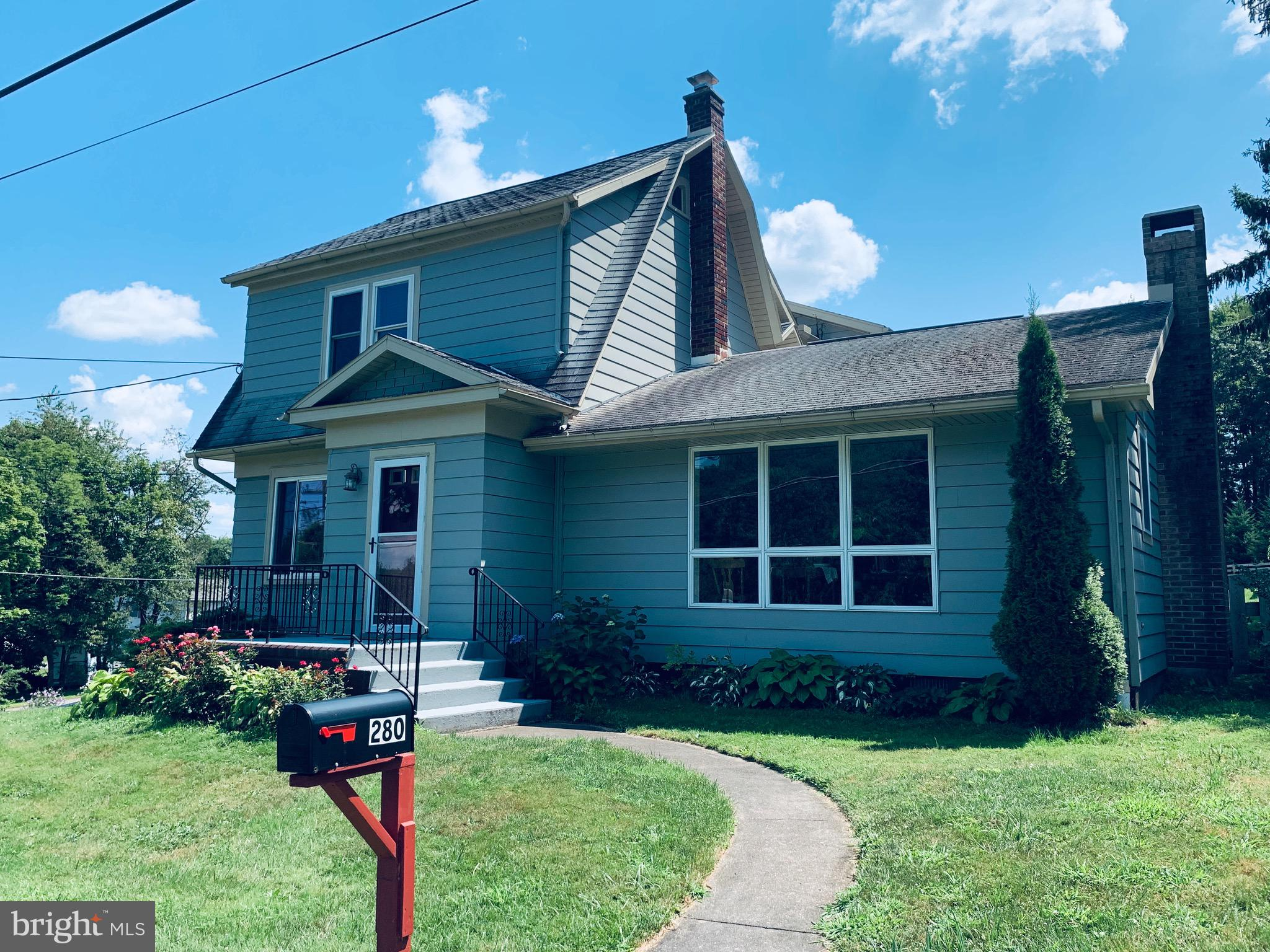 280 GERMANVILLE ROAD, ASHLAND, PA 17921