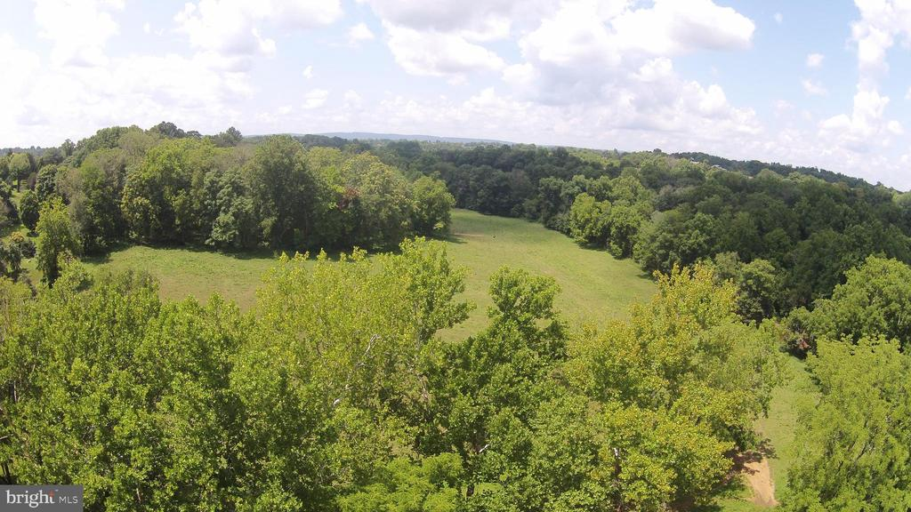 Incredible 33 Acre parcel with Superb building Site.(OR WINERY OR BREWERY) Over 1/2 mile bordering the Catoctin Creek. Open and Wooded Rolling Hills. Farm house on Property in need of Renovation - Sturdy. Enter at Own Risk, Cattle on Property, Must be accompanied by a Realtor.