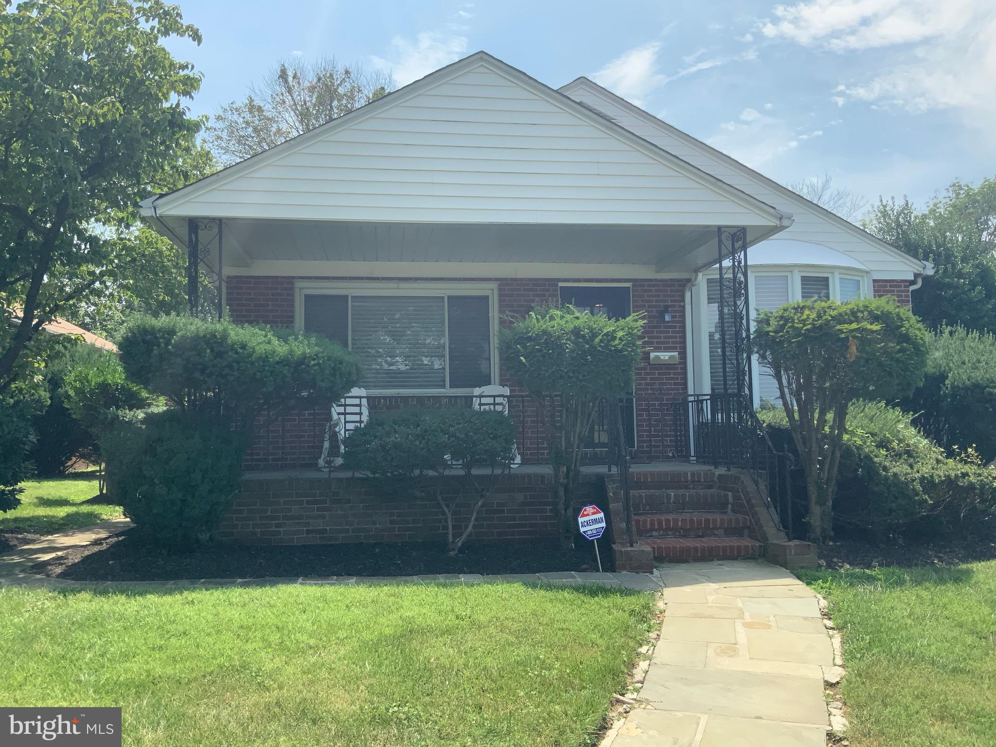 4713 W FOREST PARK AVENUE, BALTIMORE, MD 21207