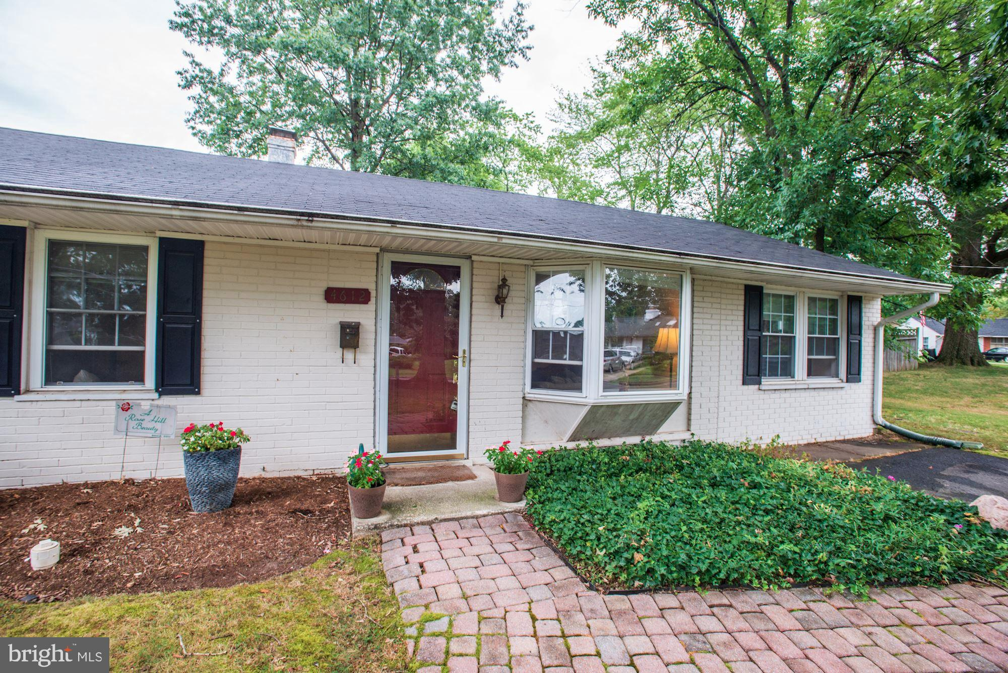 Beautiful home located on a large corner lot. It's a well cared for home with long term owner. Light pours into the open living/dining space from the bay window in front and sliding doors to the back yard. Serene back yard.