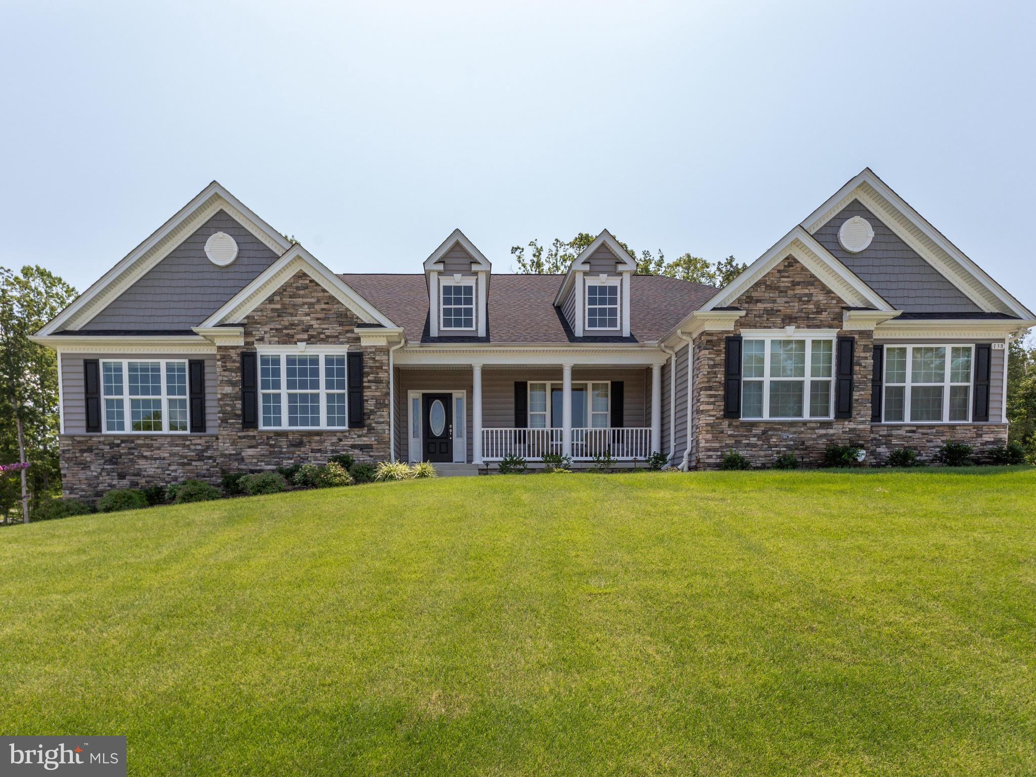 138 OAKLAND HALL ROAD, PRINCE FREDERICK, MD 20678