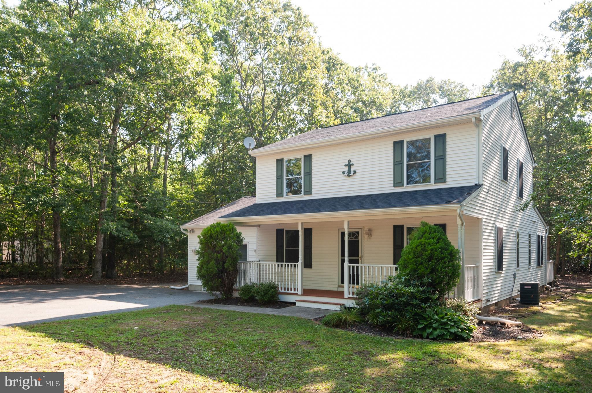 172 GRACETOWN ROAD, CAPE MAY COURT HOUSE, NJ 08210