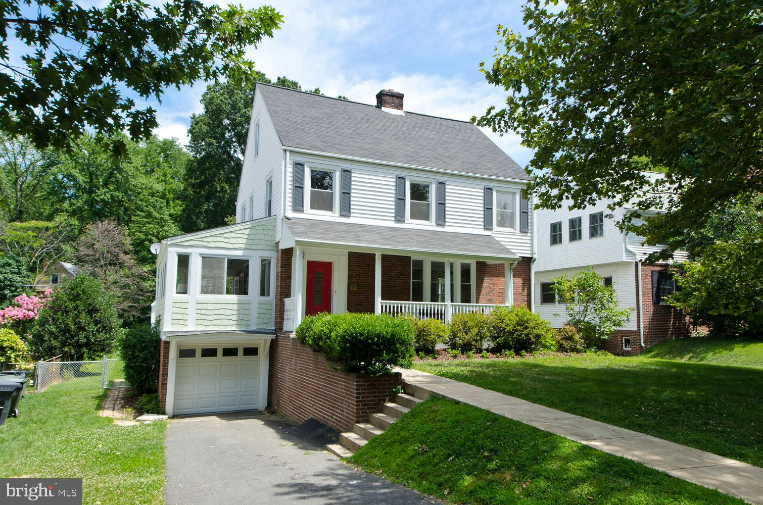1003 HILLWOOD AVENUE, FALLS CHURCH, VA 22042