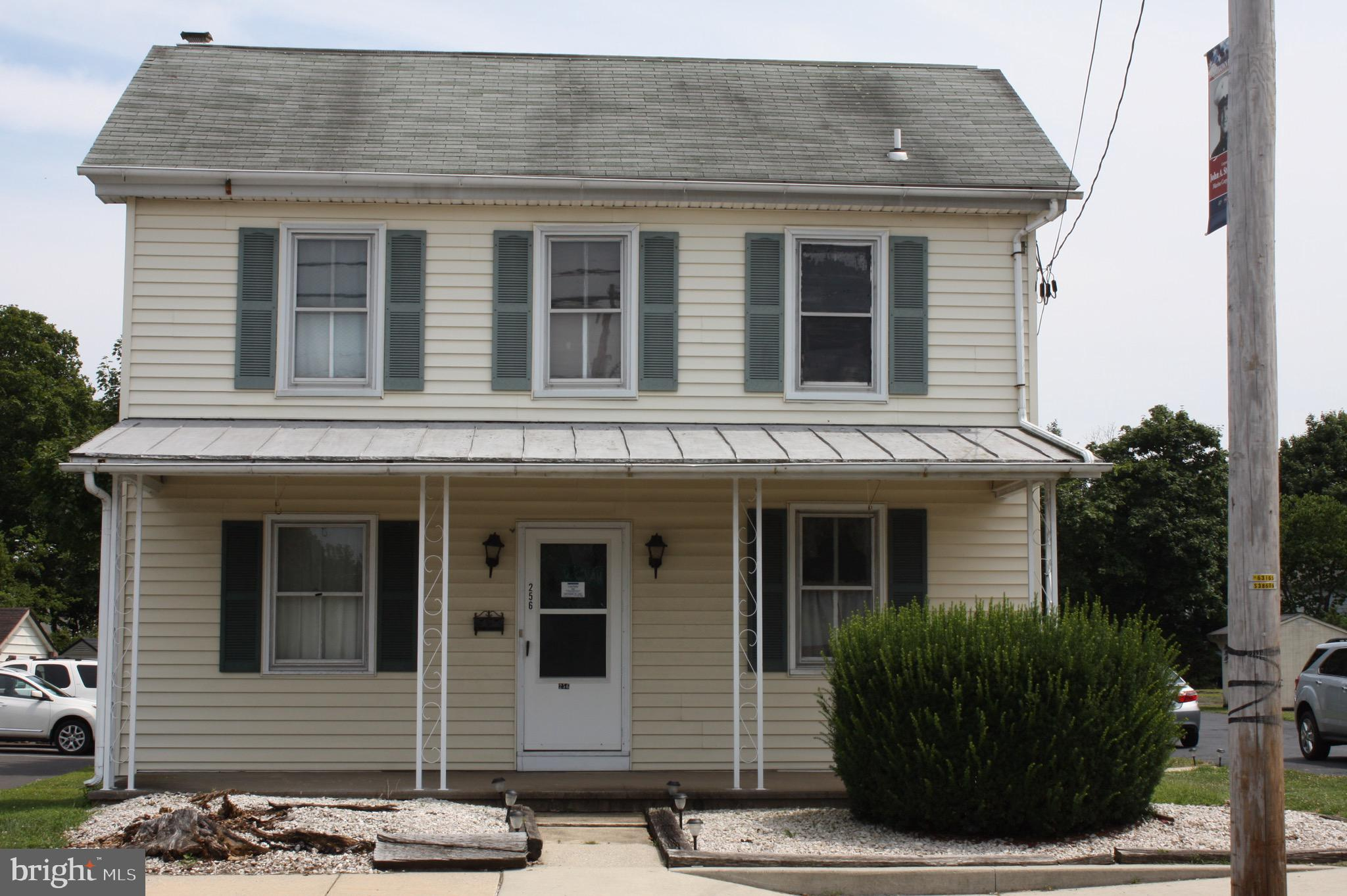 256 MAIN STREET, RED HILL, PA 18076
