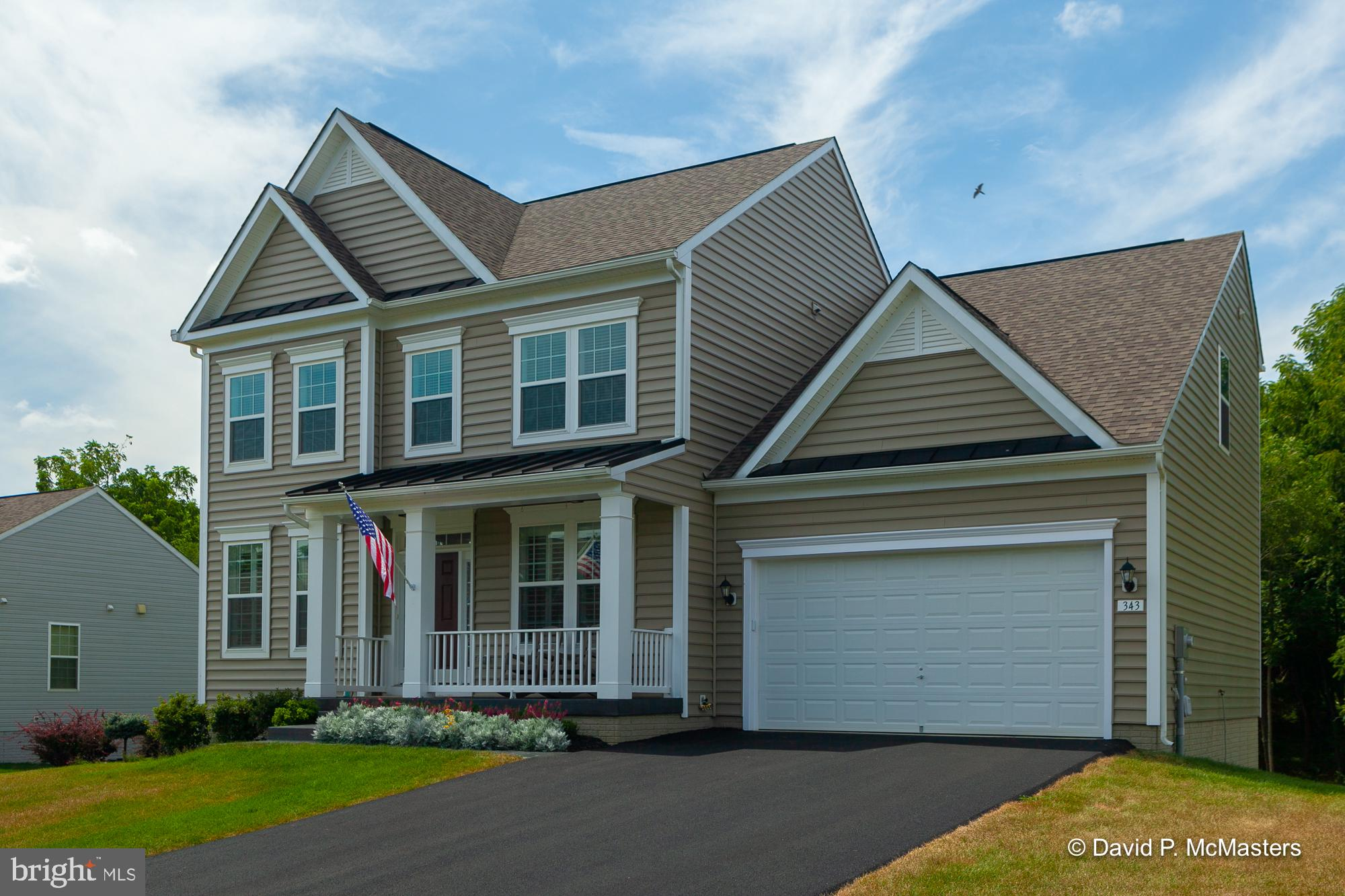 343 CHICKAMAUGA DRIVE, HARPERS FERRY, WV 25425