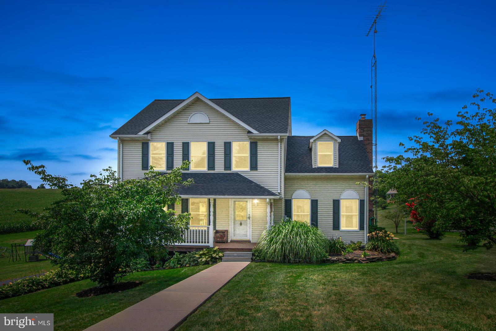 1312 FAWN GROVE ROAD, NEW PARK, PA 17352