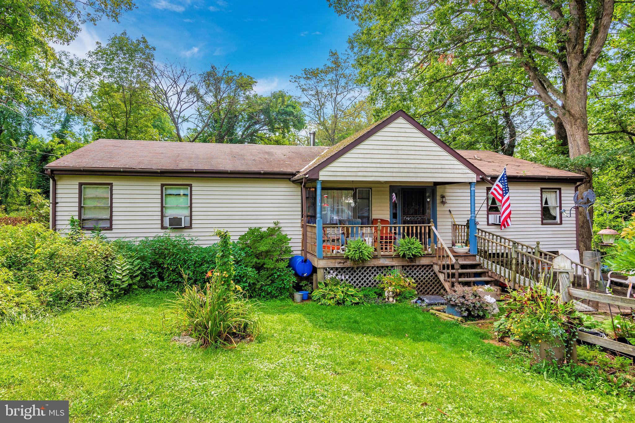 16601 RAVEN ROCK ROAD, SABILLASVILLE, MD 21780