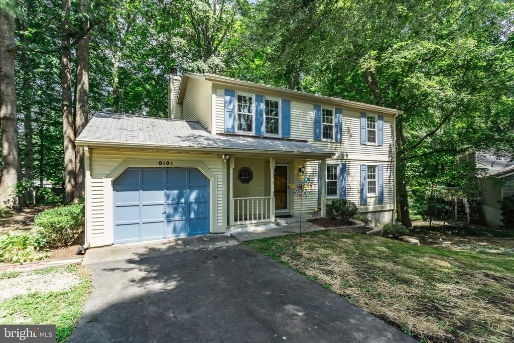 One of Burke 4 Bedroom Homes for Sale at 9101  HUBER COURT