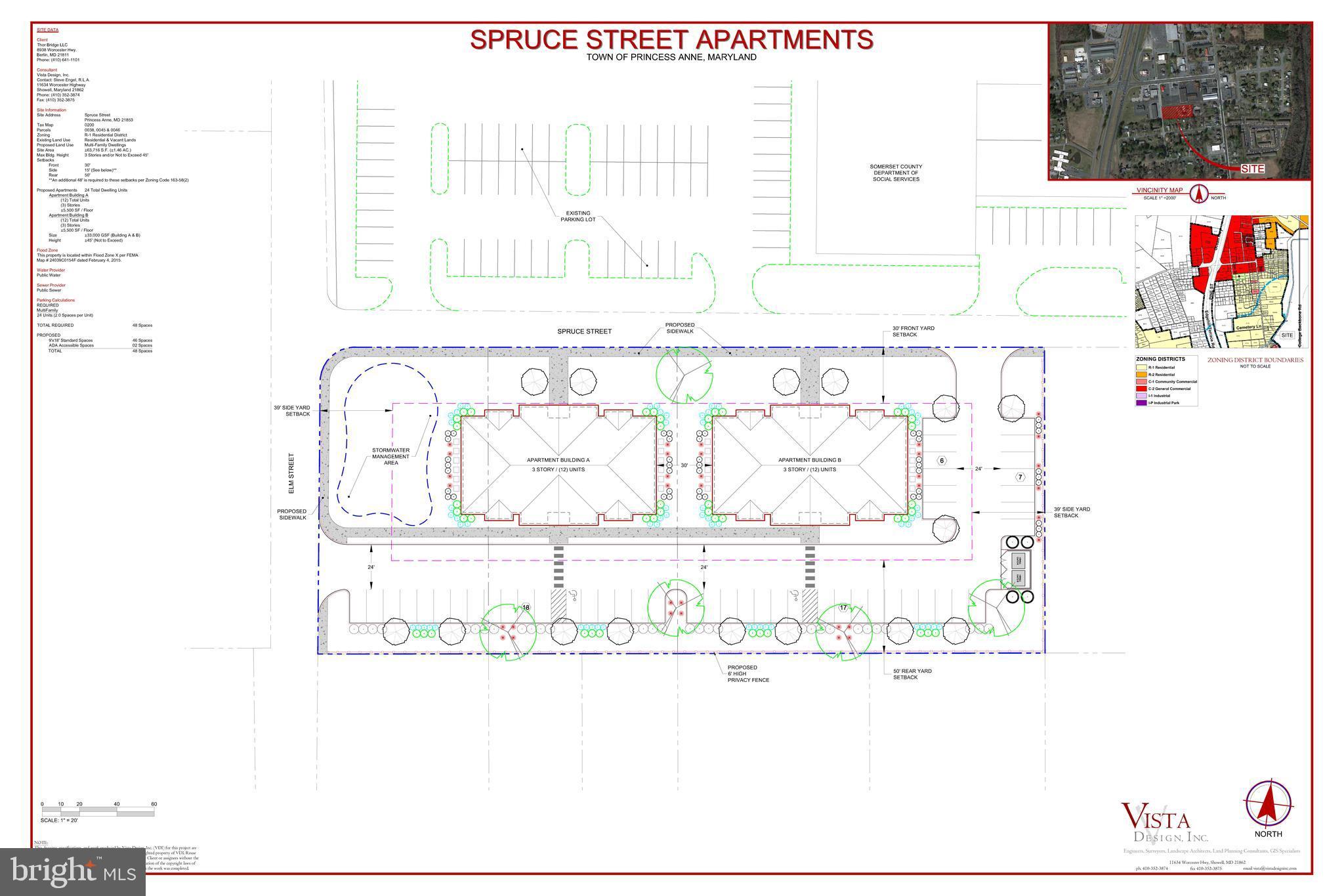 30409 SPRUCE STREET, PRINCESS ANNE, MD 21853