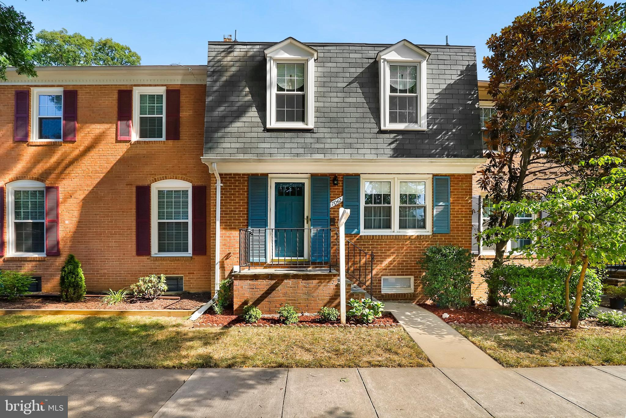 Welcome home to this light and bright townhome located minutes from I-495, Springfield Mall, and the VRE.  This home is full of updates including a new water heater, HVAC, and electrical panel.  Other features include newer windows and a deck that backs to a community area.  You are sure to love the hardwood floors that flow through the main and upper levels.  You don't want to miss out on this opportunity!