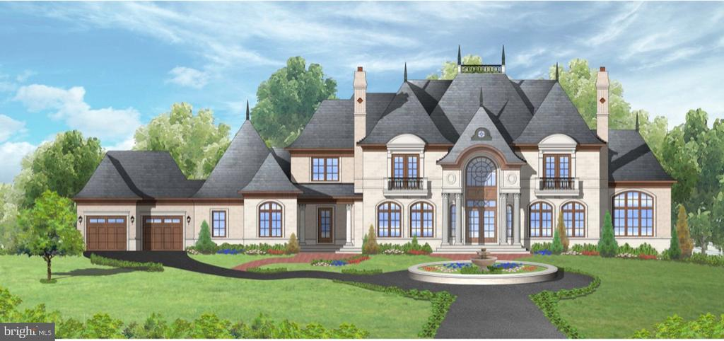 **NEW CONSTRUCTION TO BE BUILT BY VERSAILLES CUSTOM HOMES AND DEVELOPMENT**DELIVERY EARLY 2020**11,000+SF ON 3 LEVELS**BEAUTIFUL LOT IN A 6 HOME SUBDIVISION**