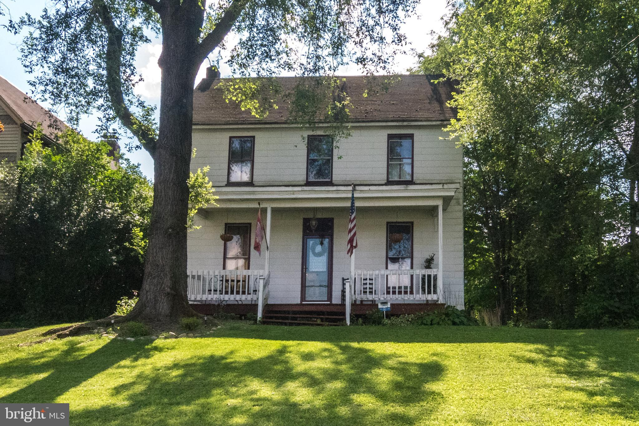 507 EASTON ROAD, RIEGELSVILLE, PA 18077