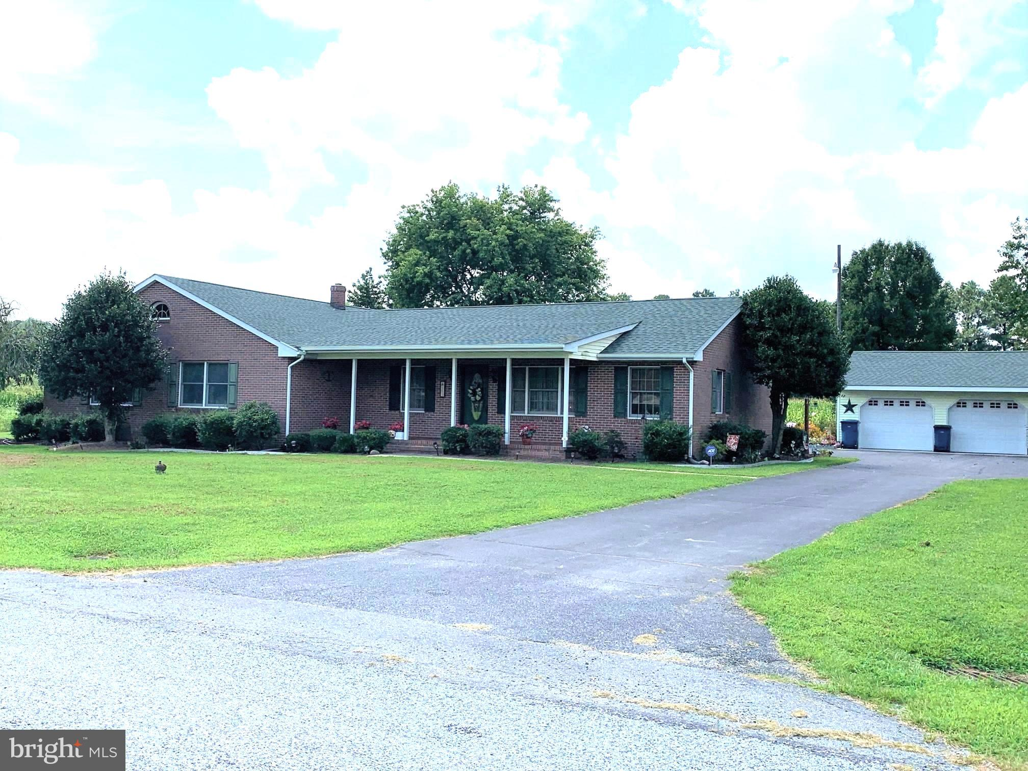 163 HOGTOWN ROAD, HARRINGTON, DE 19952