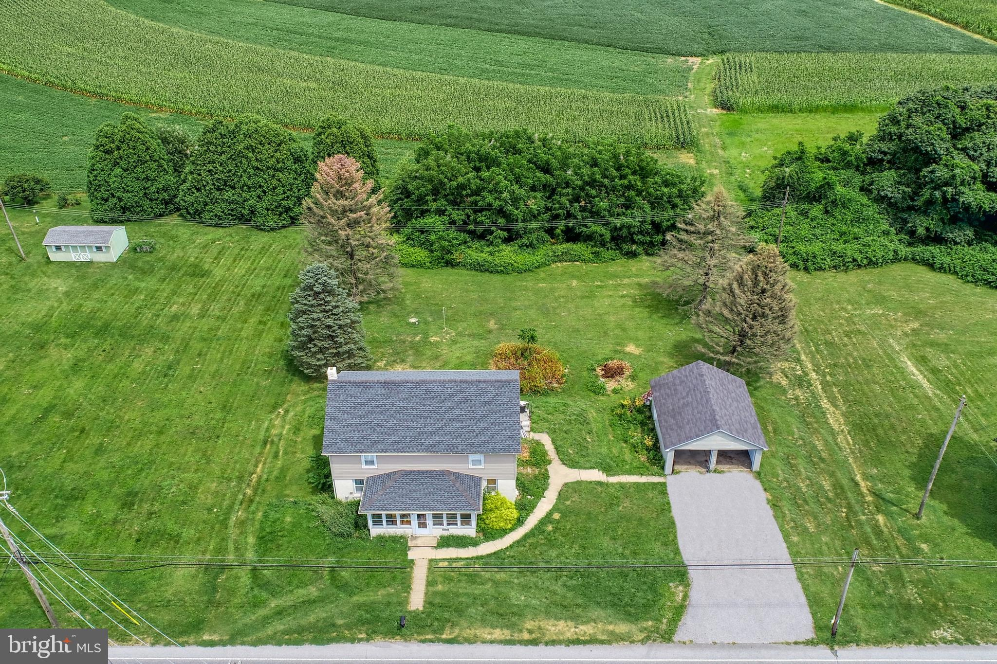 4161 DELTA ROAD, AIRVILLE, PA 17302