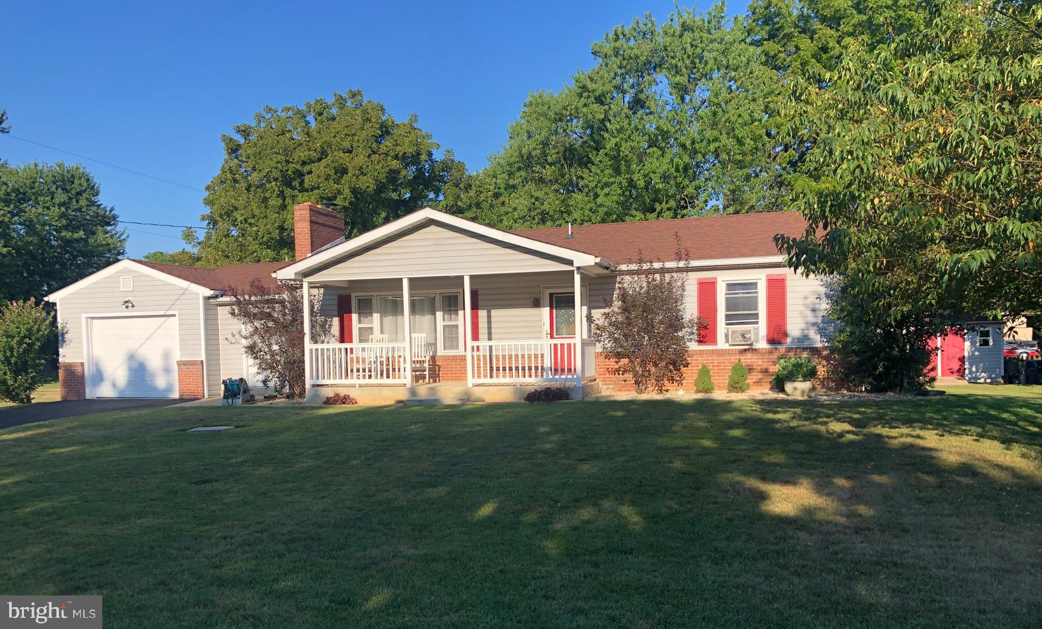 13832 WEAVER AVENUE, MAUGANSVILLE, MD 21767