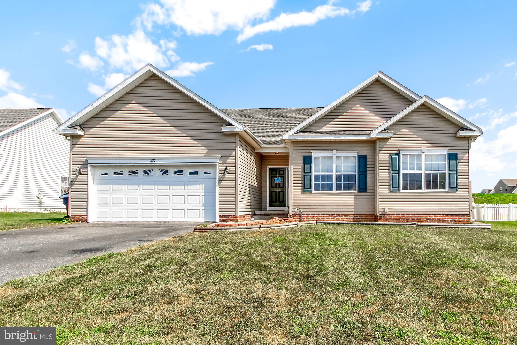 49 W IMPERIAL DRIVE, ASPERS, PA 17304
