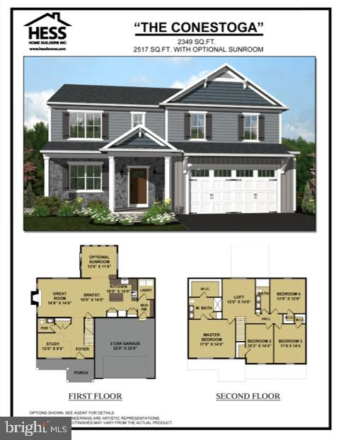 141 CAROL DRIVE LOT #13, WASHINGTON BORO, PA 17582