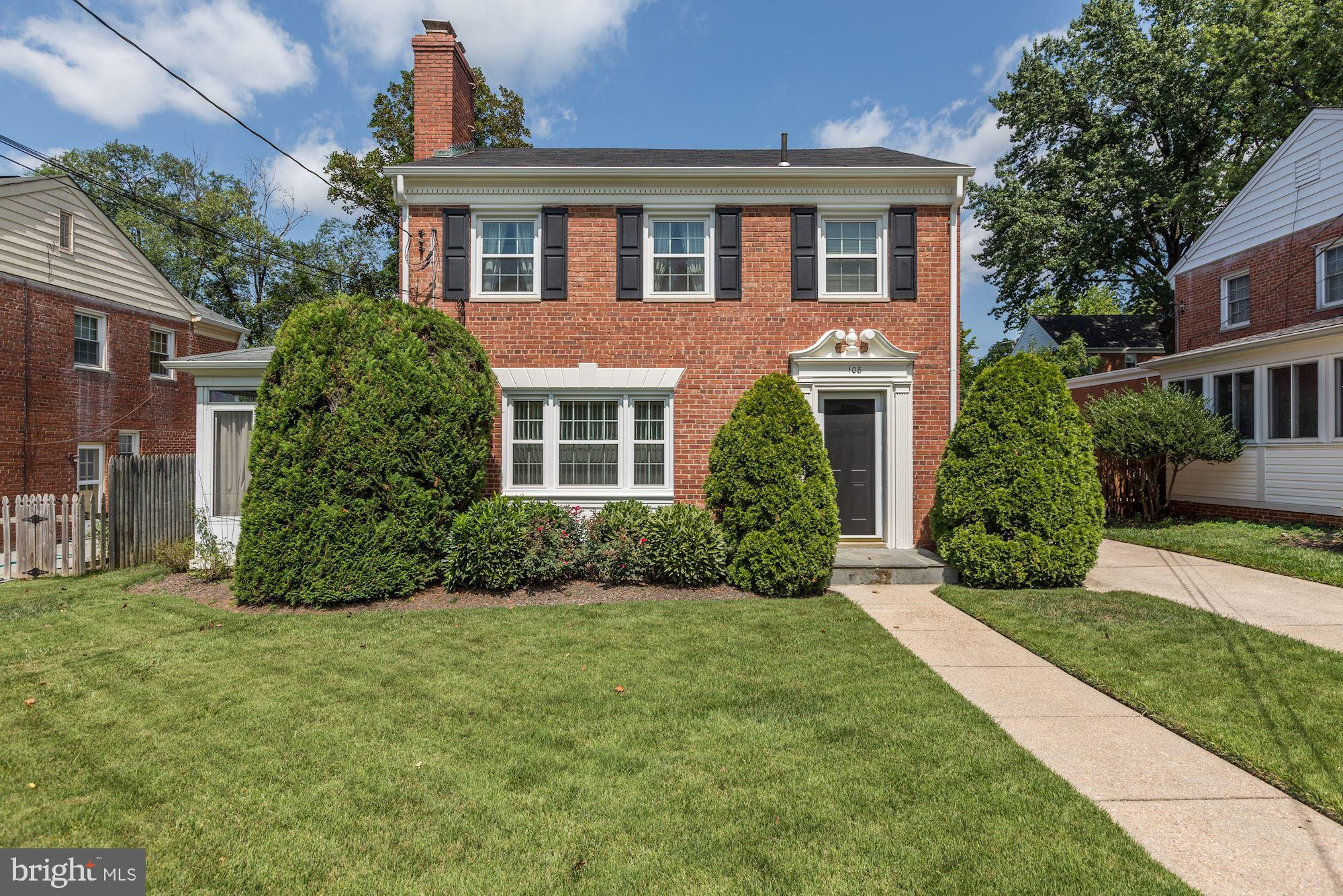 108 E INDIAN SPRING DRIVE, SILVER SPRING, MD 20901