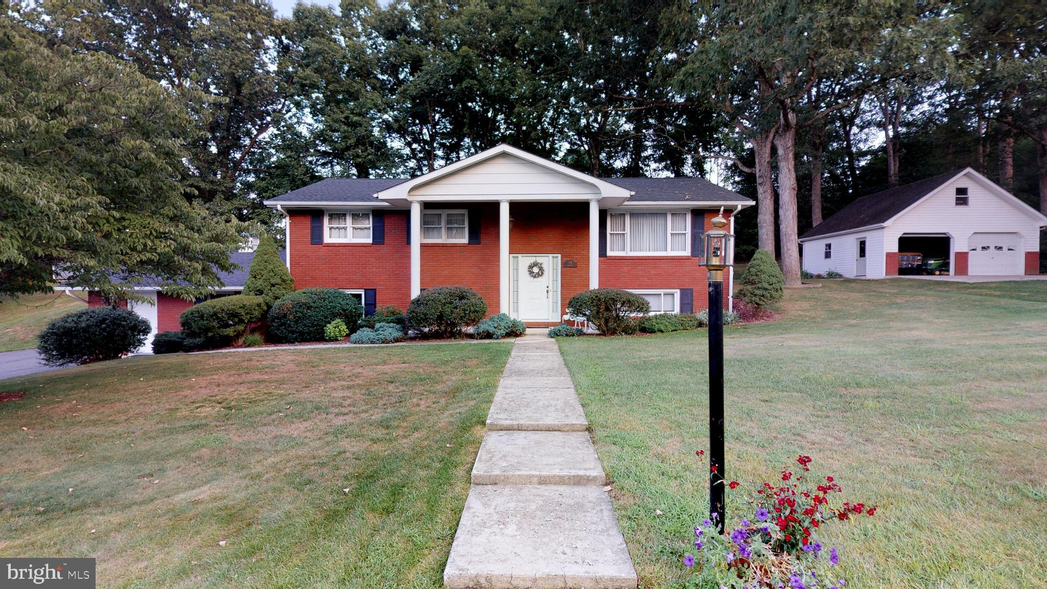 115 LEON DRIVE, FORT ASHBY, WV 26719