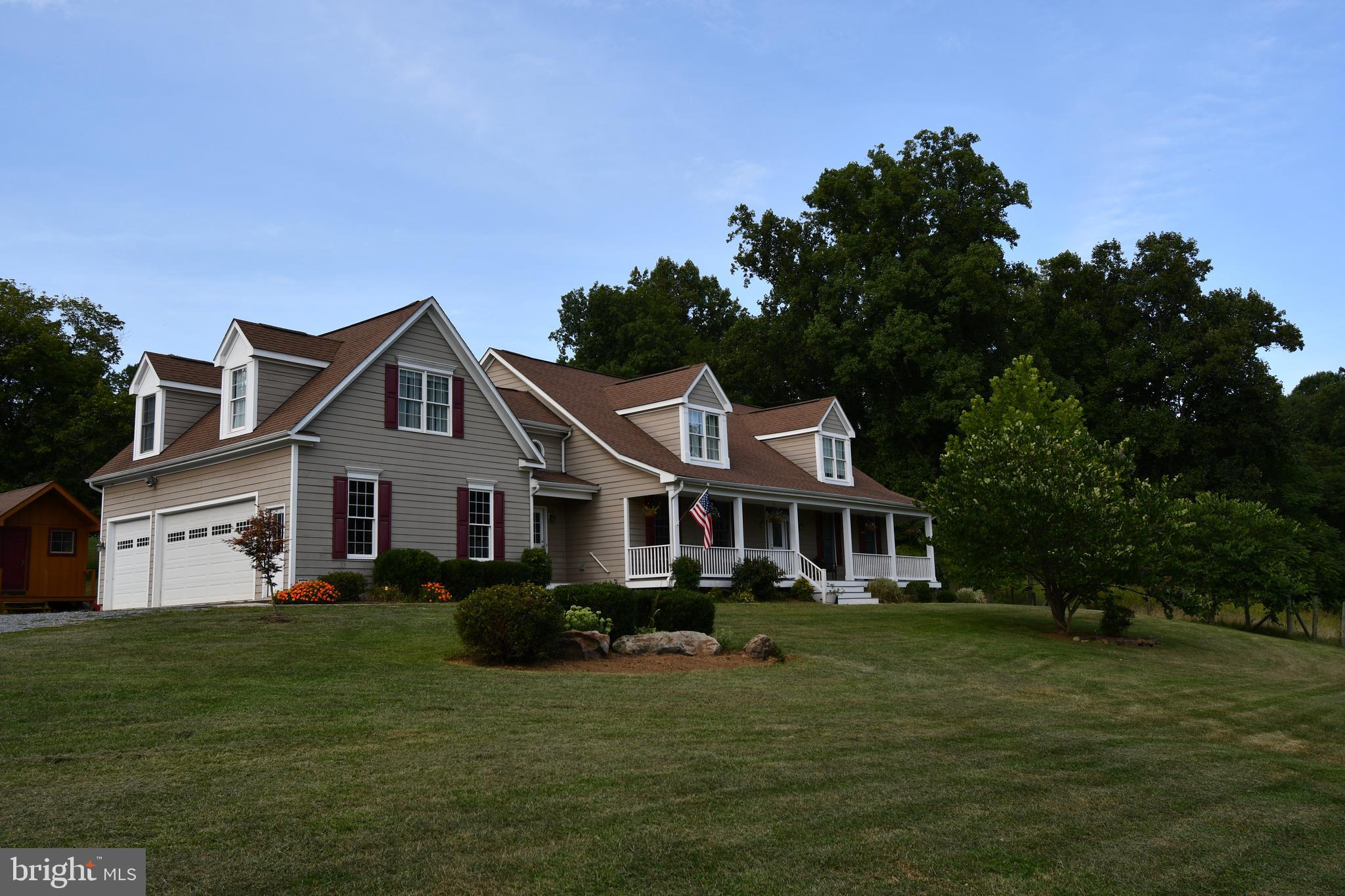 20128 BROWNSVILLE ROAD, KNOXVILLE, MD 21758