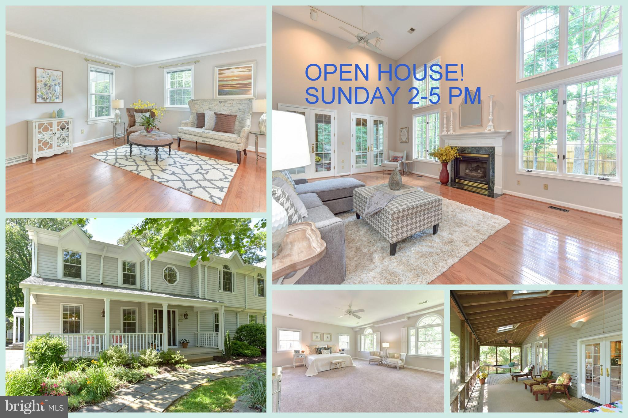 OPEN SUN 2-5! Meticulously maintained and expanded 5 BR, 3.5 BA colonial on a private 1/2 acre lot in a peaceful wooded neighborhood surrounded by mature trees. Wet basement? Not here! Enjoy 4,200 SF of living area all above grade! Open and spacious floor plan with 2 story foyer, gleaming hardwood flooring, recessed lighting, crown molding and abundant windows. Gourmet kitchen with granite countertops, abundant oak kitchen cabinets, tile flooring and stainless steel appliances including Sub-Zero refrigerator and Vulcan 6 burner range. Impressive 2 story family room with fireplace and French door access to screened patio. MAIN LEVEL BEDROOMS, full bath and dual-entry half bath. Oversized master suite with 9~ ceilings, Palladian windows and custom shutters. Fantastic 12x32 screened porch with skylights offering panoramic views of the backyard. Whole house generator. Covered parking. Great location - minutes to Franconia-Springfield Metro, Kingstowne shopping, Springfield Town Center and major routes - I-95, I-395, I-495.
