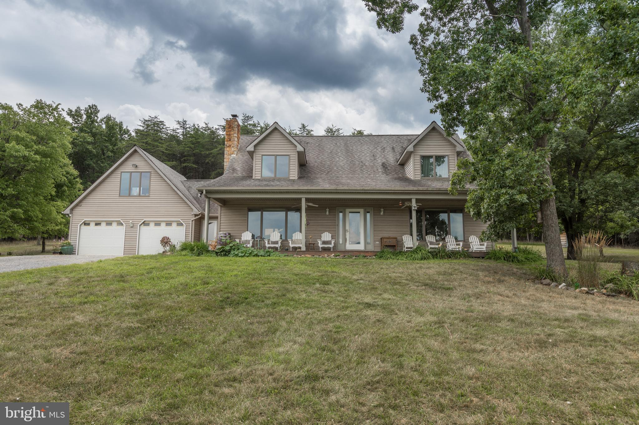67 MOSSY OAKS ROAD, YELLOW SPRING, WV 26865
