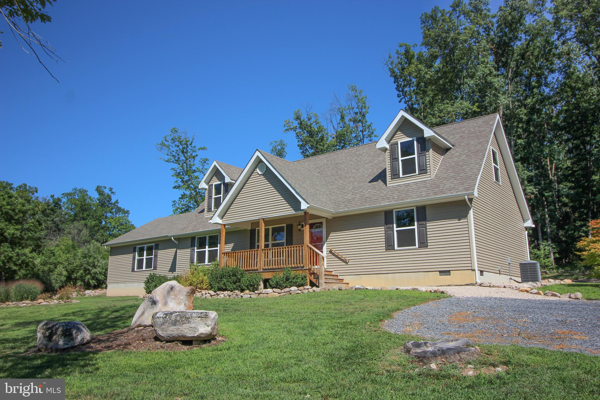 3501 ALONZAVILLE ROAD, MAURERTOWN, VA 22644