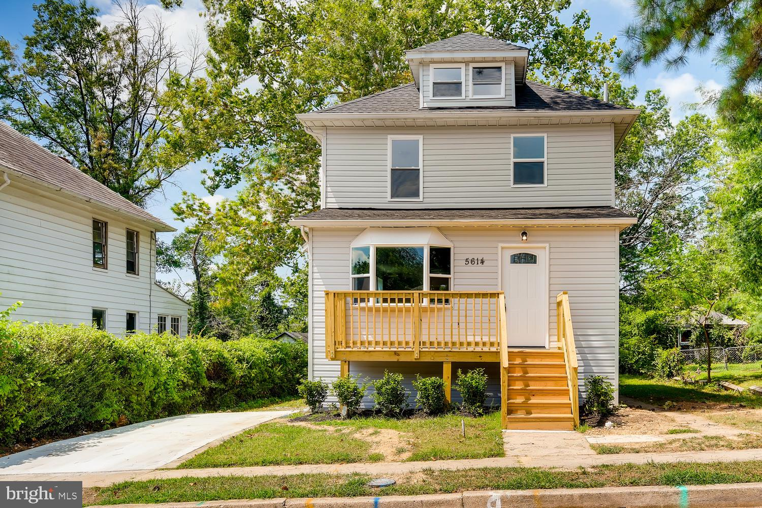 5614 PLYMOUTH ROAD, BALTIMORE, MD 21214